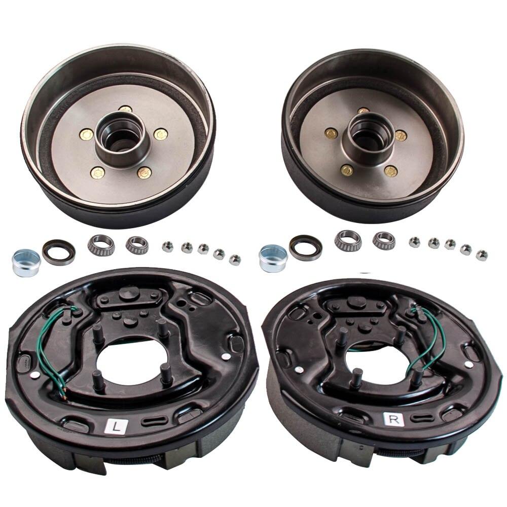 Прицеп 5 на 4,5 центр барабана тормоза комплект 10X2 1/4 Электрический тормоза за 3500 фунтов мост