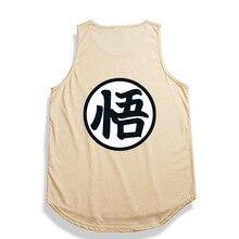 Dragon Ball Kanji Cotton Tank Top
