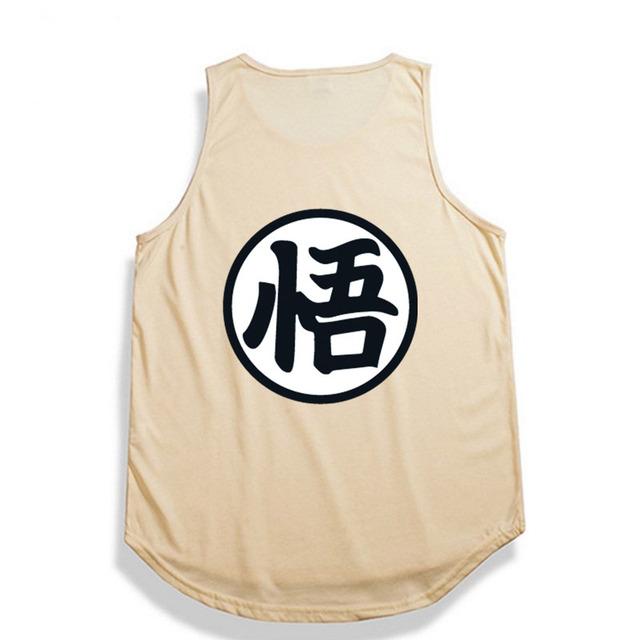 Dragon Ball Z Camiseta sin Mangas (20 Colores)