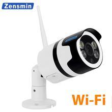 Zensmin wifi camera for home security motion detection ipcamera p2p pet wireless outdoor two-way audio intercom wifi camera 720P