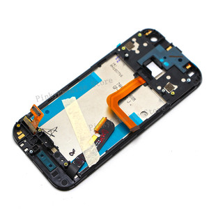 Image 2 - LCD For HTC One Mini 2 Display Touch Screen Digitizer with Frame for HTC One Mini 2 LCD M8 Mini Display Replacement