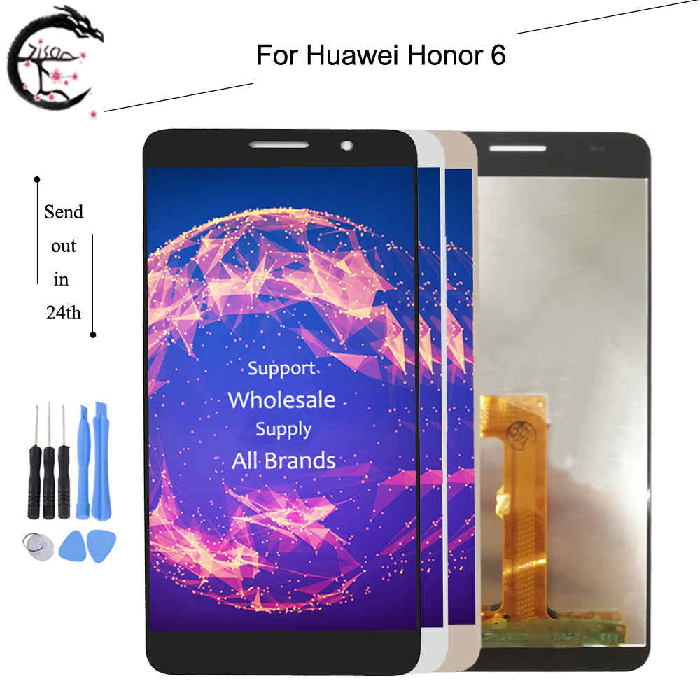 Cheap for all in-house products huawei honor 6 lcd in FULL HOME