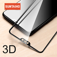 Suntaiho for Oneplus 5T Tempered Glass for Oneplus 6 Screen Pprotector 3D Full Cover Glass film for Oneplus 5 Protective Film