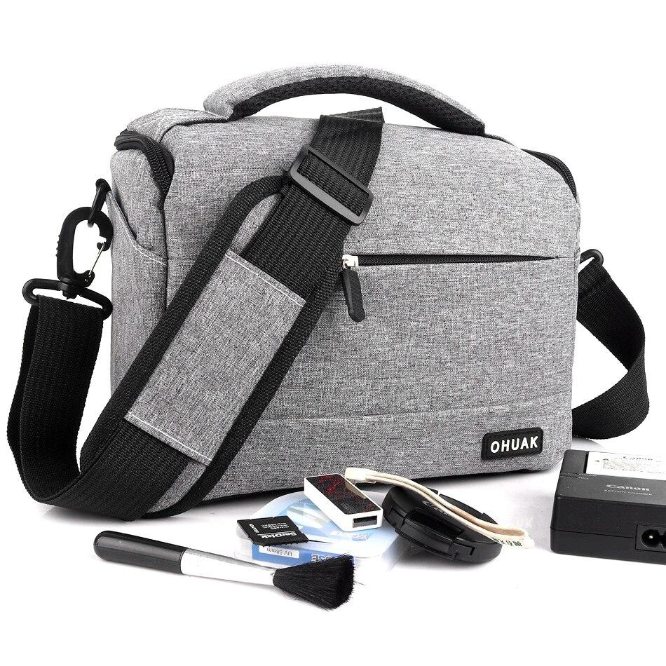 Camera Bag For Sony Alpha HX300 H400 HX400 A6300 A6000 A580 A560 A450 A390 A290 A77 A65 A58 A57 A3000 A350 A700 A900 A550 A500