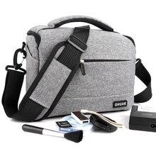 Камера сумка для sony Alpha HX300 H400 HX400 A6300 A6000 A580 A560 A450 A390 A290 A77 A65 A58 A57 A3000 a350 A700 A900 A550 A500