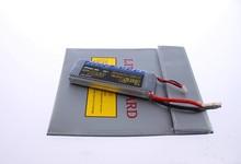 Lipo battery fire resistance bag 18cm X 23cm