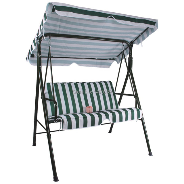 Jardín Patio silla columpio para dos personas exterior muebles en ...