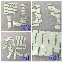 Резиновая Двусторонняя adhesive-3M-adhesive пленка камера специальный клей обслуживания для canon 5D2 5D3 6D