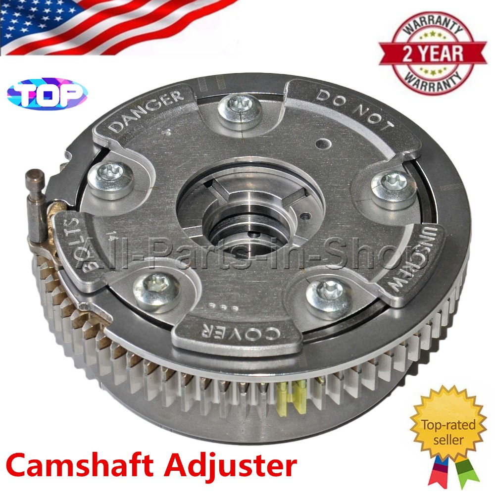 New Camshaft Adjuster Cam Shaft For Mercedes Benz V6 2.5 / 3.0 / 3.5 Engine V8 4.6 / 5.5 Engine 2720500147 2720500347 2720504047