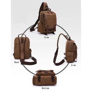Image 5 - Scione wysokiej jakości męska torba na klatkę piersiową dorywczo torba podróżna Messenger torby Unisex kobieta torba na ramię Crossbody małe bolsas mujer