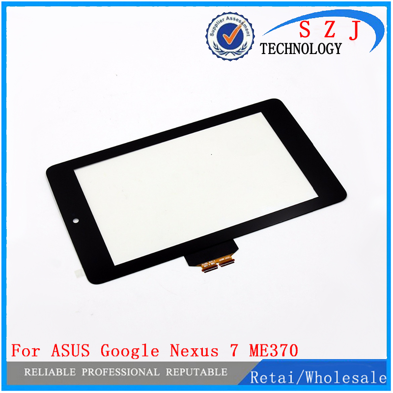 New 7 inch tablet case For ASUS Google Nexus 7 ME370 ME370T ME370TG Touch screen panel Diigitizer Replacement Free shipping
