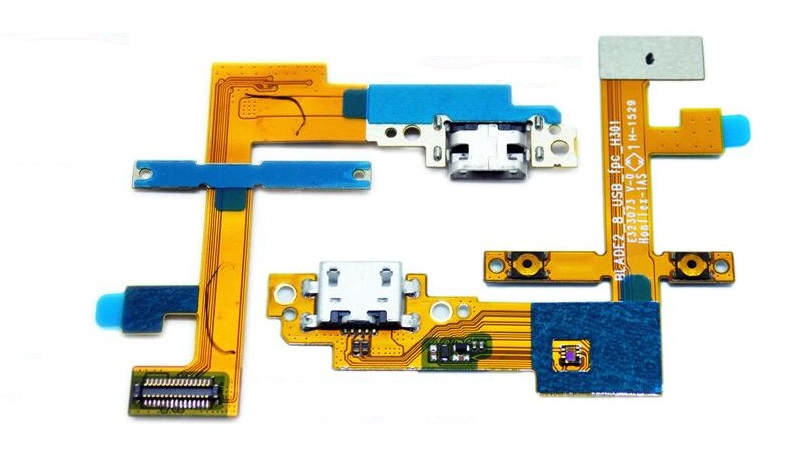 100% Genuine USB Charger Connector Flex Cable For Lenovo Yoga tablet 2 830F 8.0 USB Charging Flex Cable Blade2_8_USB_FPC_h301 original usb charging dock charger port flex cable for iphone 7 high quality headphone audio jack connector flex cable