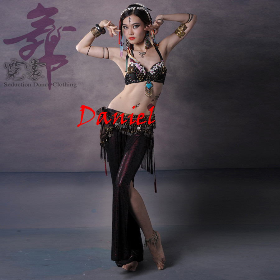 how to make a tribal belly dance belt