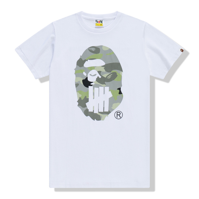 93c43637 bape t shirt Original Brand Men Short Sleeve Summer bathing ape S3 ...