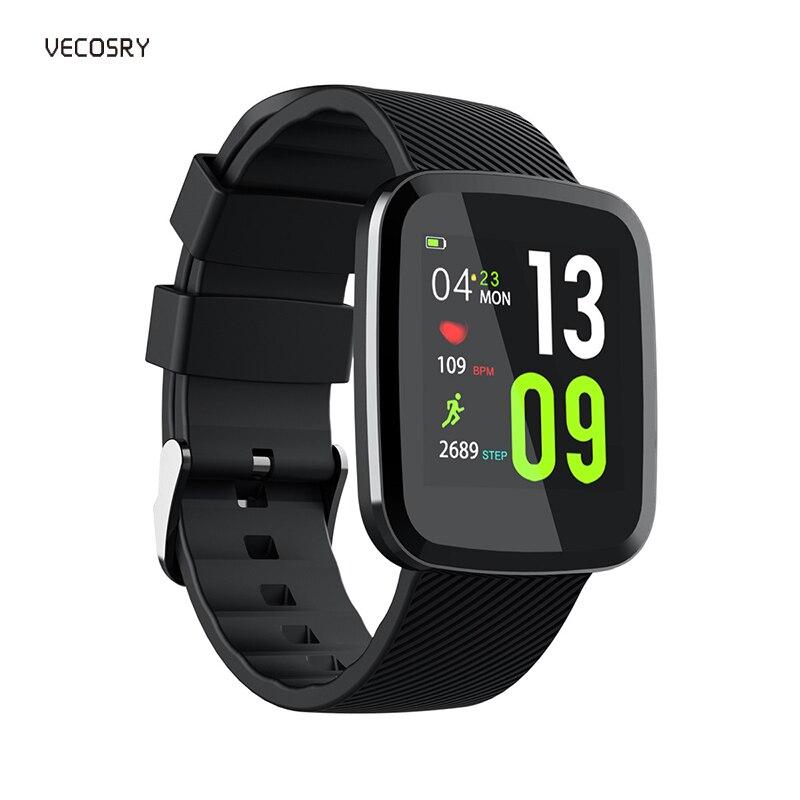 Bracelet de podomètre Bluetooth de suivi de forme physique de montre intelligente de mi Bracelet de santé pour la bande d'ios Android