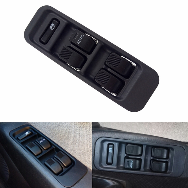 Electric Power Window Master Switch For Toyota Avanza Cami Duet Daihatsu Sirion Serion 84820 97201 84820 B5010 Left & Right Side-in Car Switches & Relays from Automobiles & Motorcycles