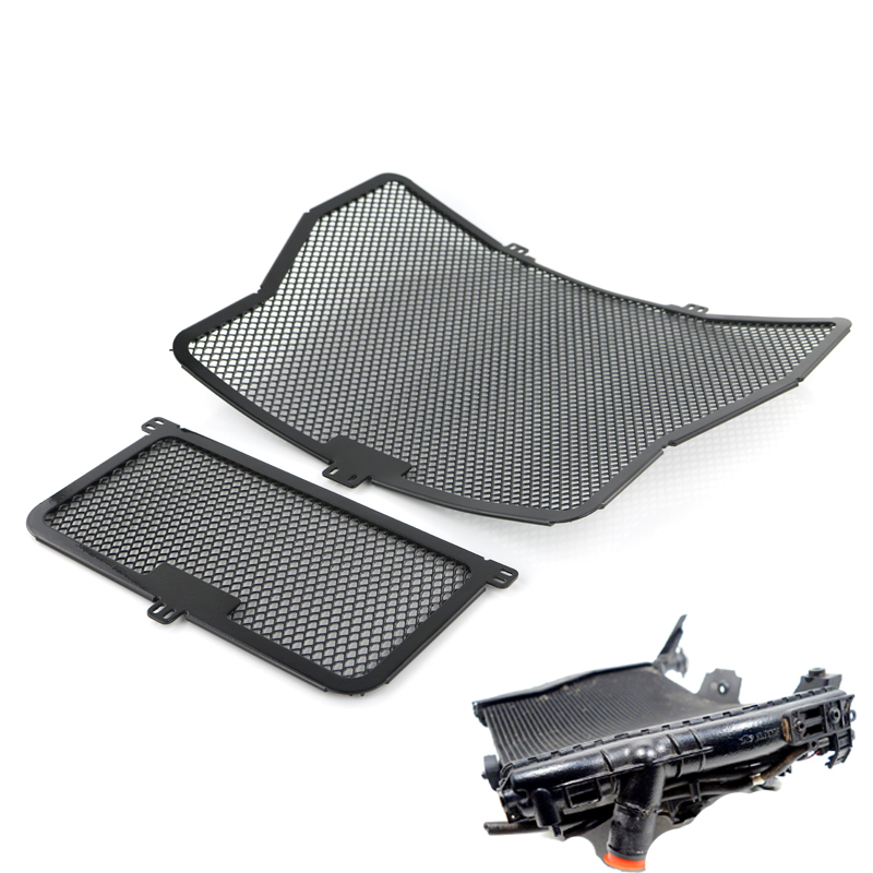 Radiator Grille Guard Oil Cooler Cover Protector Fit BMW S1000XR 2015 2016