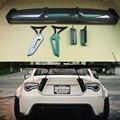Auto-styling G Stile Fibra di Carbonio Posteriore Tronco Spoiler spoiler Wing Per Toyota GT86 Subaru BRZ Scion fr-s