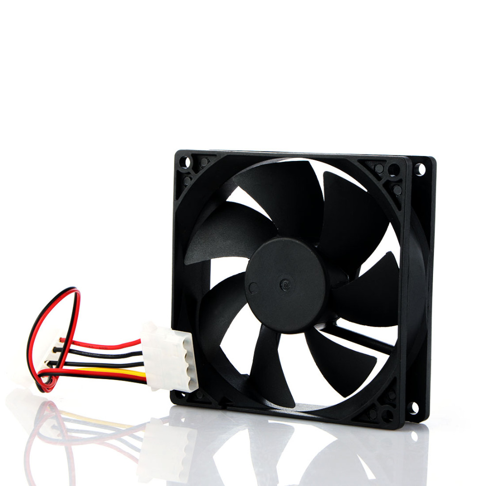 12V 4 Pin 90*90mm Laptops Replacement Accessories Cooling Fans For Notebook Computer Cooler Fans P0.11
