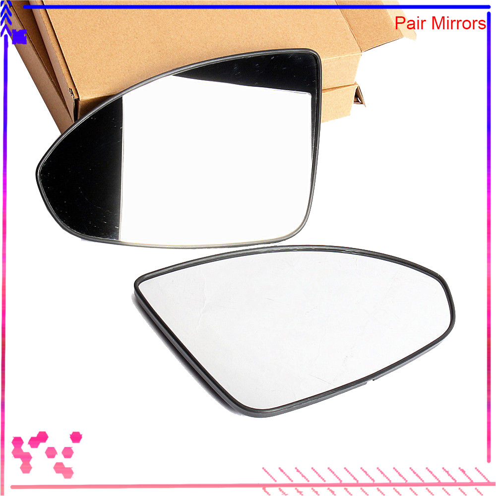 Front Left Right Side Wing Mirror Glass With Heated For For Chevrolet Cruze 2011-2016 95215096 95215095