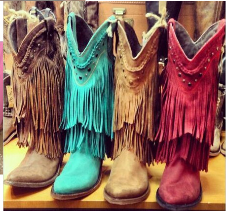 Online Get Cheap Fringe Cowboy Boots -Aliexpress.com | Alibaba Group