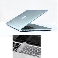 10 kleuren transparant crystal Shell Voor Macbook Pro retina 13