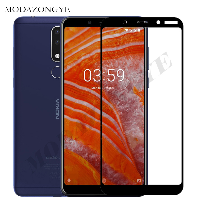 Tempered Glass For Nokia 3.1 Plus Screen Protector Nokia 3.1 Plus TA-1104 TA-1113 TA-1115 TA-1118 TA-1125 Screen Protector