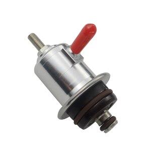 Image 5 - Régulateur de pression de carburant réglable en aluminium VR pour moteur VW Golf Jetta Passat Audi VAG régulateur de pression dinjection 3 5 bars