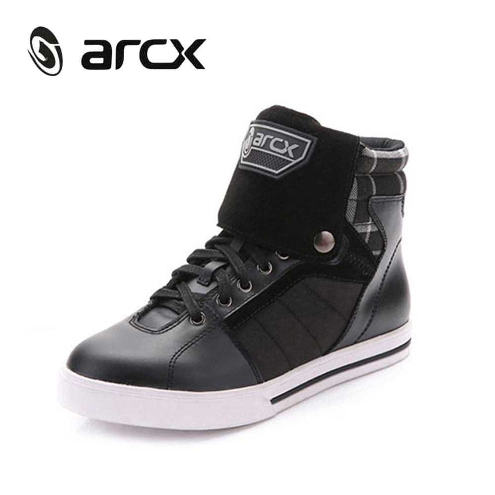 ARCX Motorcycle Boots Motocross Motorcycle Riding Boots Biker Boots Men Leisure Shoes Motorbike Ankle Boots L60455 water pump for bmw e34 e36 e39 e46 e60 e61 e83 e85 z3 z4 11517527799 11517527910