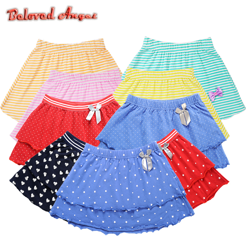 Baby Girls Skirts Children's Clothing Summer 13 Style Girls Clothes Colorful Kids Tutu Skirt Princess Party Petticoat Pettiskirt