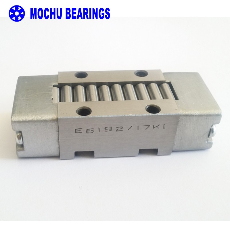 1pcs E6192/17K1 E6192-17 E6192 17 Machine Tool Bearing  Linear roller bearings Linear recirculating roller bearings 1 17