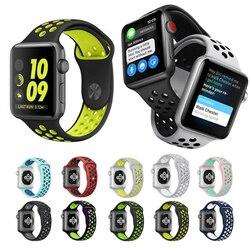 Bracelet en Silicone pour Bracelet de montre Apple 48mm Bracelet 40mm 44mm pour Bracelet de montre Apple Bracelet en caoutchouc i Bracelet de montre 4/3/2 42MM Bracelet de Sport