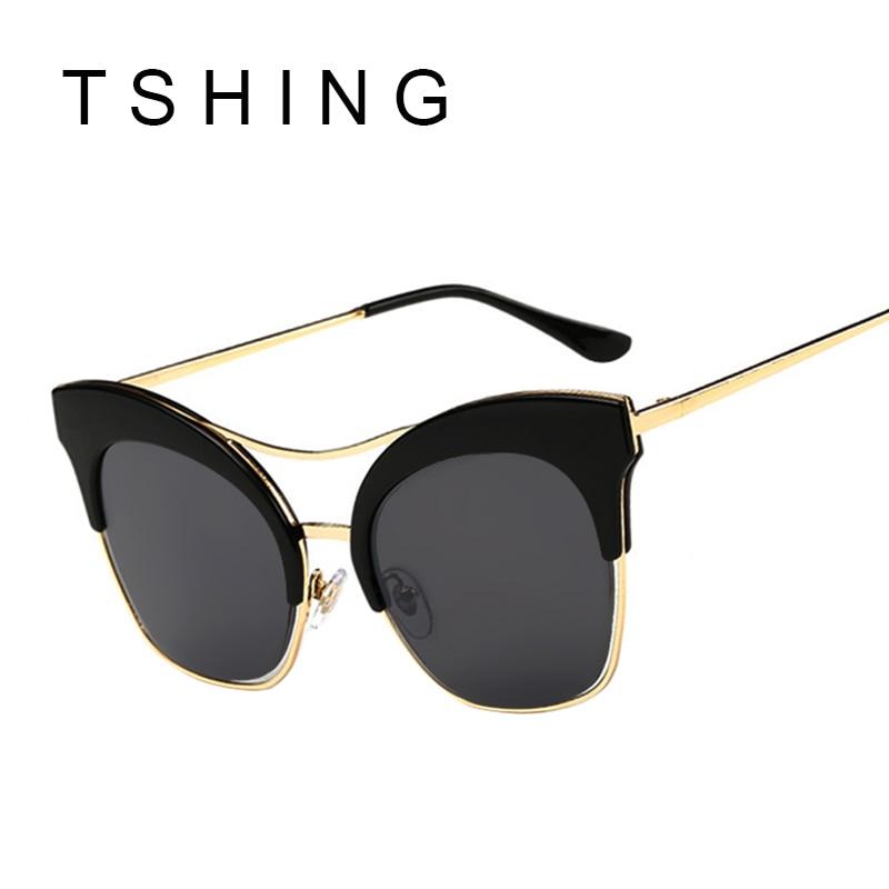branded sunglasses for ladies  Aliexpress.com : Buy TSHING Women Cat Eye Sunglasses Korean Brands ...