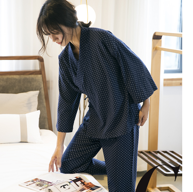 ffd318a3c6 Detail Feedback Questions about Casual constellation Couples pyjamas Robes  women kimono sets 100% gauze cotton breathable Japanese kimono pajamas sets  women ...