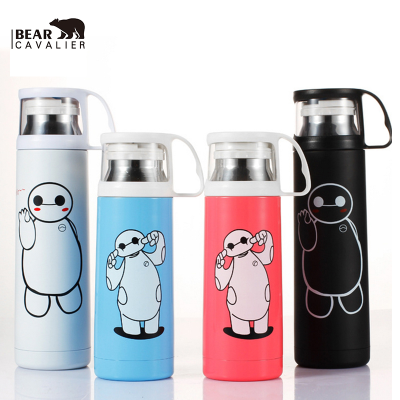 new Thermos CupThermo Mug Vacuum Cup Stainless Steel Thermos Insulated Mug Thermal Bottle Thermoses Vacuum