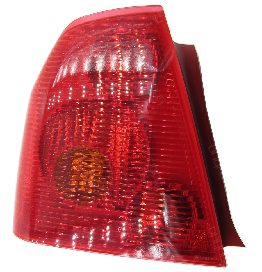 for Peugeot 307 sedan 04-06 taillight rear light tail lamp assembly tail lights
