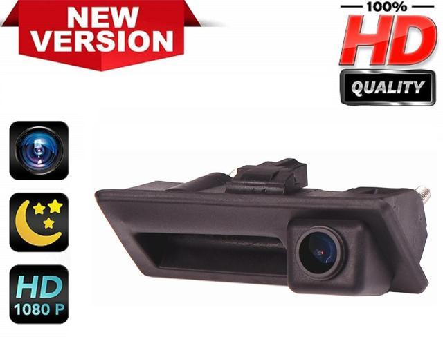 HD 1280x720p 반전 카메라 방수 후면보기 백업 카메라 Passat B5 B6 B7 3C , Touran, Sharan, Tiguan, Touareg Jetta