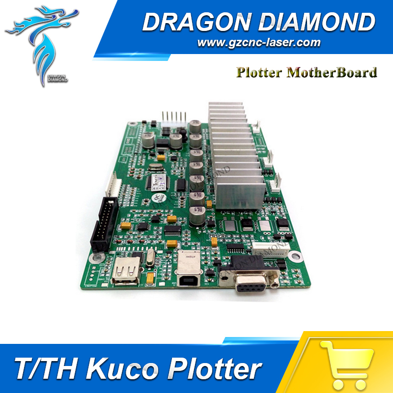 TH/T Series vinyl cutting plotter cutter MotherBoard only support for KUCO Vinyl Plotter Machine Spare Parts