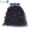 4 Bundle Deal Wet Water Wave Human Hair Wave Bundles 6A Grade Filipino Virgin Hair Filipino Virgin Water Wave Hair Extensions