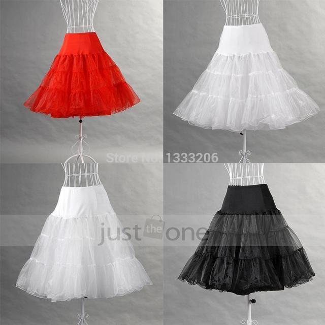 2 Слоя 62 см Длинные Свинг Hoopless Люкс Свадебное Платье Скользит Нижняя Подъюбники Красный белый Черный Бежевый Выбор