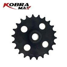 KobraMax Oil Pump Gear 7700600532 for Renault Megane 2004 Diesel Auto Parts fs 7701039565 7702127213 for renault megane
