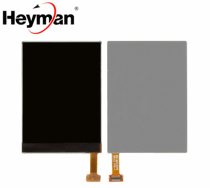 Heyman LCD for Nokia 303 Asha LCD display screen Replacement parts