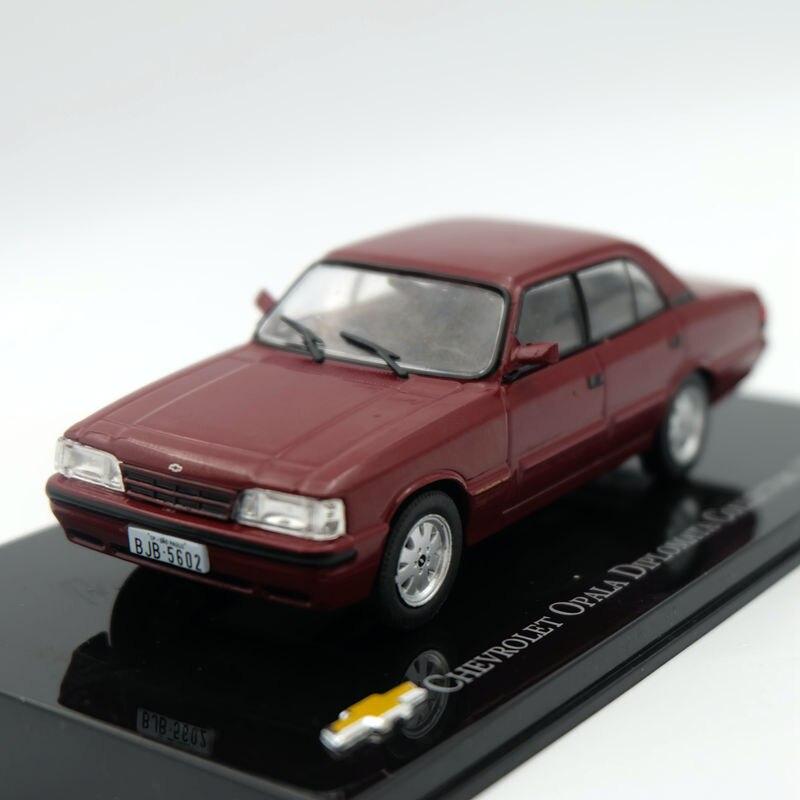 Ixo 143 para chevrolet opala diplomata colecionadores 1992 brinquedos carro diecast modelos edição limitada coleção presentes de automóveis