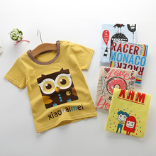 Summer Children Clothes Boys Girls Tops T Shirt Short Sleeve Tops Girls Cotton Toy Story Shirt Kids Clothing Fornite T-Shirts цена