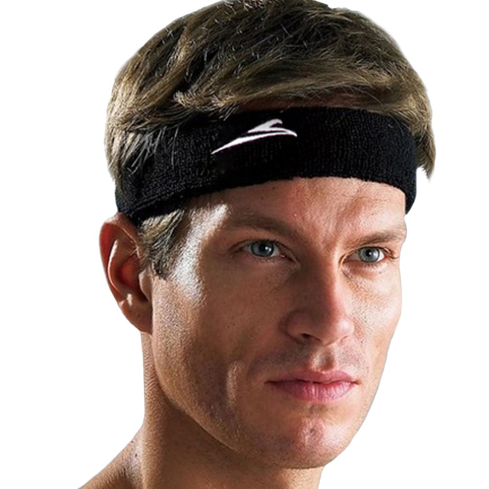 2016 Quick Dry Sports Headband Towel Head Sweat Bands Sweat Absorption  Basketball Outdoors Bicycle Head Bands Protector-in Sweatband from Sports  ... c596eb18e34