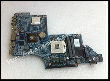 Working Perfectly For HP pavilion DV6 DV6-6000 Motherboard 659998-001 Mainboard