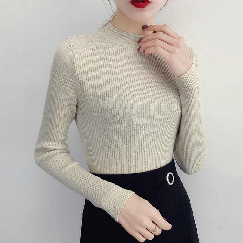 798c7d721 Detail Feedback Questions about Shiny Lurex Autumn Winter Sweater ...