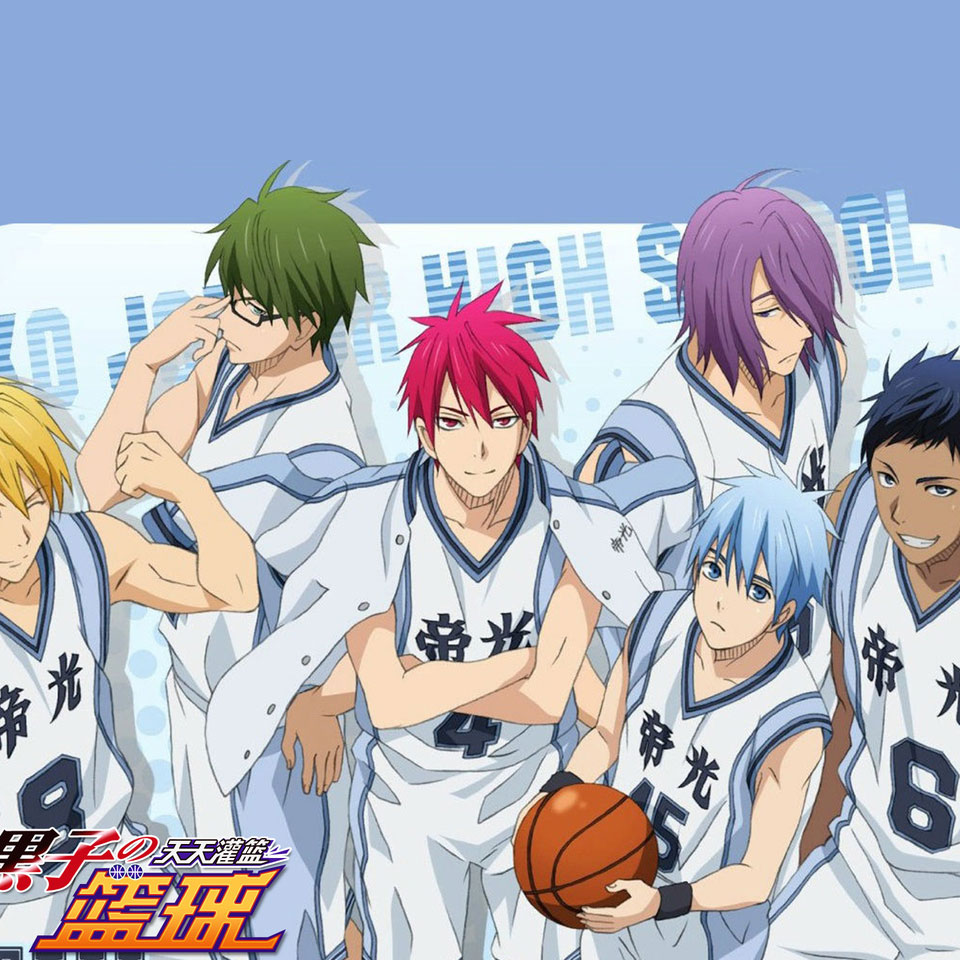 Anime kuroko no basket players basketball seirin club hyuga junpei anime kuroko no basket players basketball seirin club hyuga junpei kiyoshi teppei aida riko kagami taiga action figure haikyuu in action toy figures from voltagebd Gallery