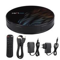 HK1 MAX RK3328 4+64G Dual WiFi+BT4.0 STB Smart TV Box HD Smart Media for Android 9.0 Smart Android TV Box
