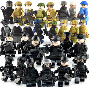 ENLIGHTEN 12Pcsset Military figures toys war